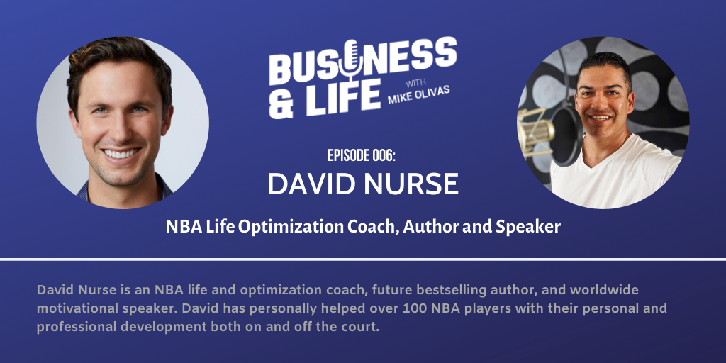 Business & Life with David Nurse; If You Cannot Do Then Teach … in the NBA