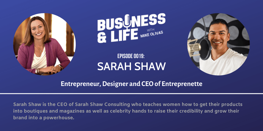 Business & Life with Sarah Shaw; The End Might Just Be The Beginning