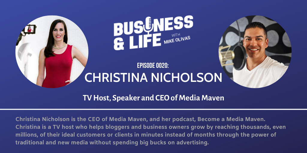 20 - Christina Nicholson-best-podcasts-for-women-entrepreneurs-business-and-life-podcast