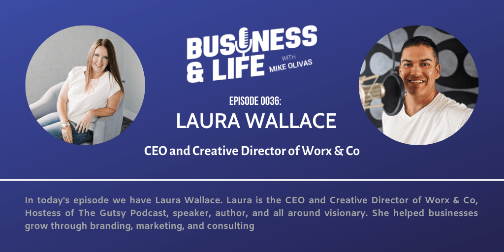Business & Life with Laura Wallace; Branding Is The Face Of The Company- Invest In It