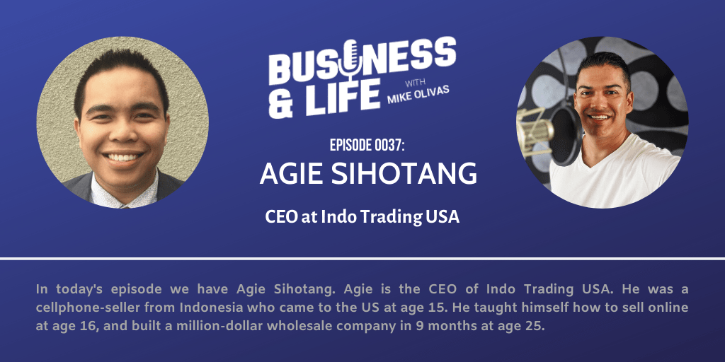 Business & Life with Agie Sihotang; A Look Inside This Wholesale Company