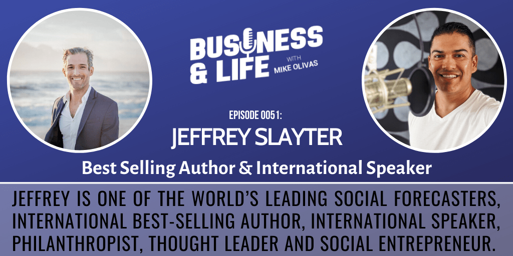 Episode 0051: Jeffrey Slayter