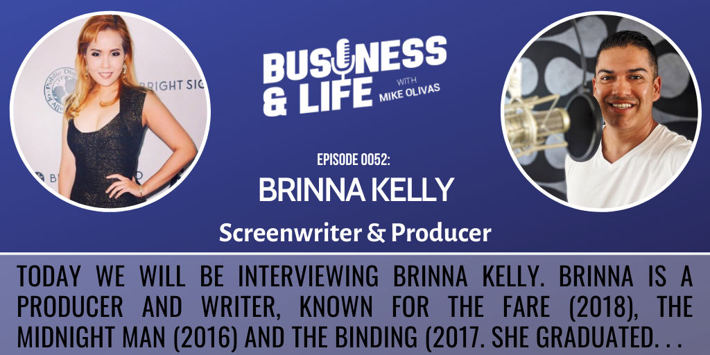 Episode 0052: Brinna Kelly