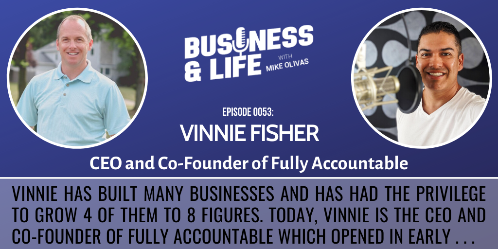 Episode 0053: Vinnie Fisher