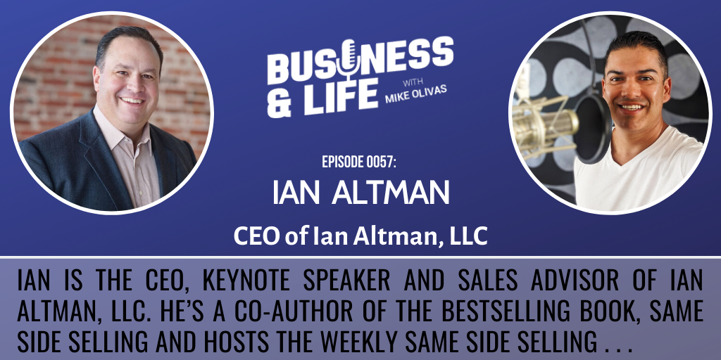 Episode 0057: Ian Altman