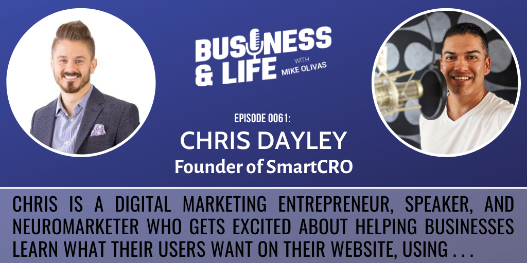 Episode 0061: Chris Dayley