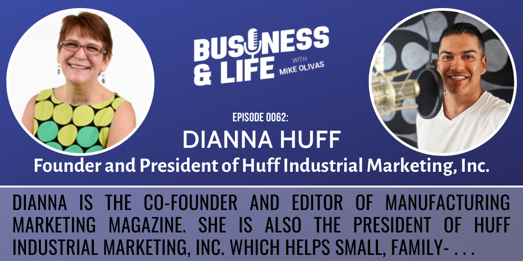 Episode 0062: Dianna Huff