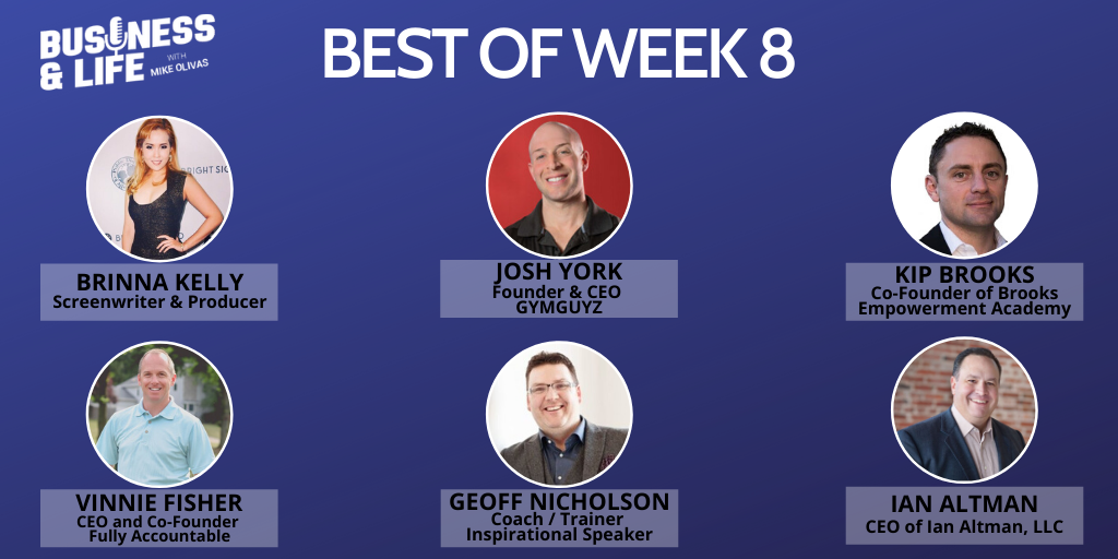 Best of Episode – Week 8