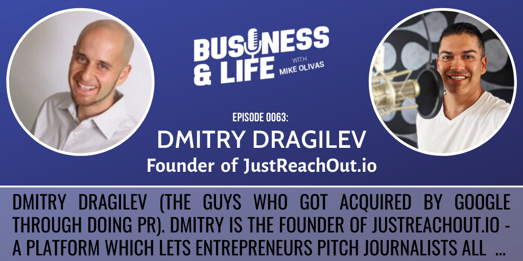 Episode 0063: Dmitry Dragilev