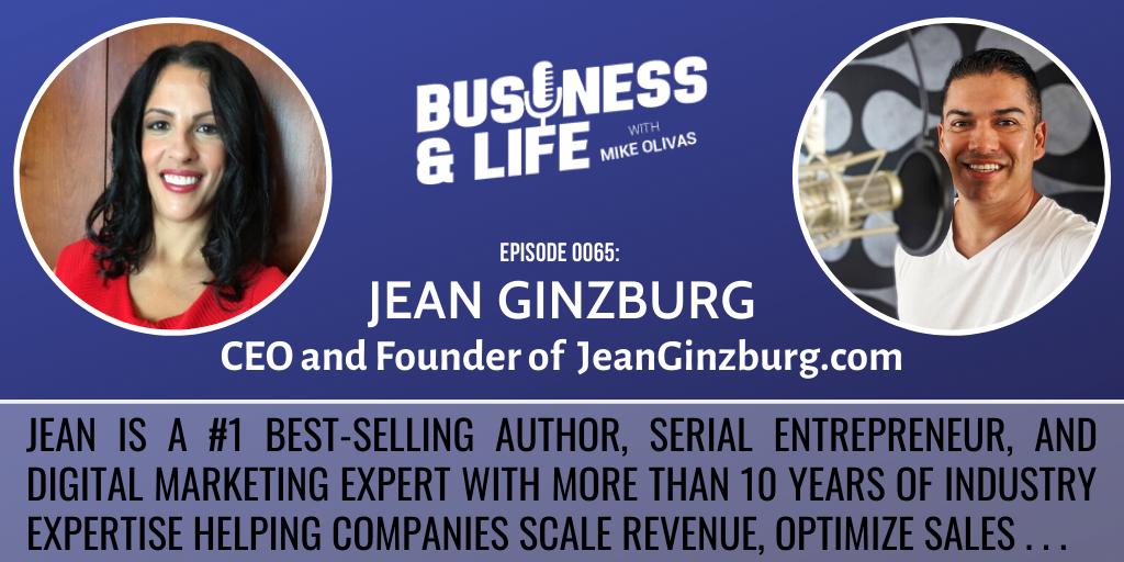 Episode 0065: Jean Ginzburg