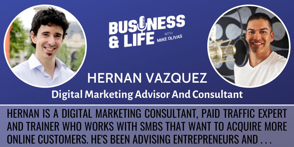 Episode 0069: Hernan Vazquez